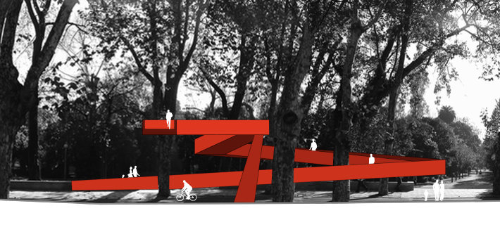 PU4000 Concurso Público Atravessamento Pedonal