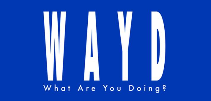 AP1001 Apresentação Sessão WAYD - What Are You Doing